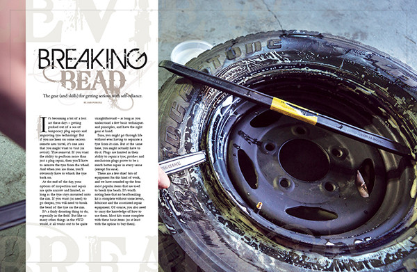 Issue 017: Gear and Reviews