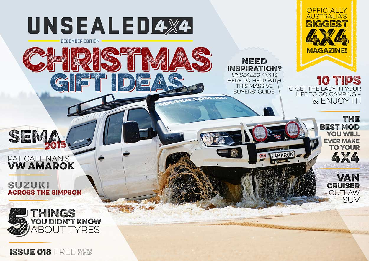 Unsealed 4X4 – Issue 018 Out Now!