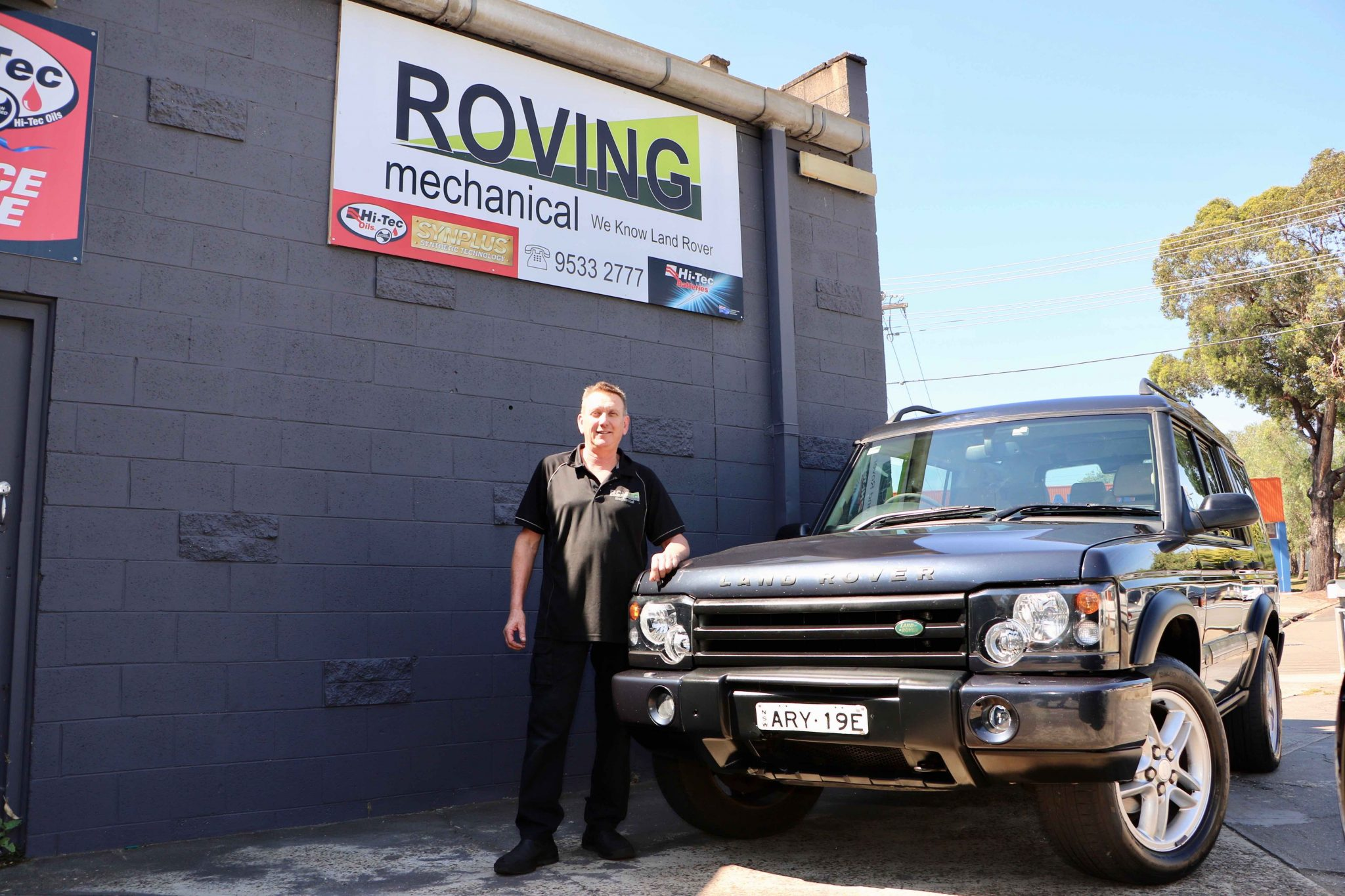 This Land Rover Discovery has cracked a million kilometres