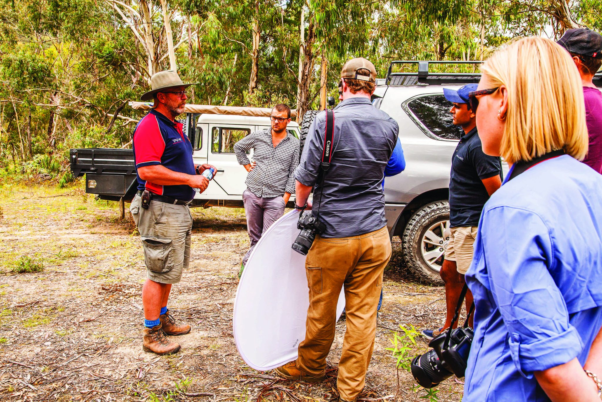 Getabout celebrate 20 years of 4WD training and education