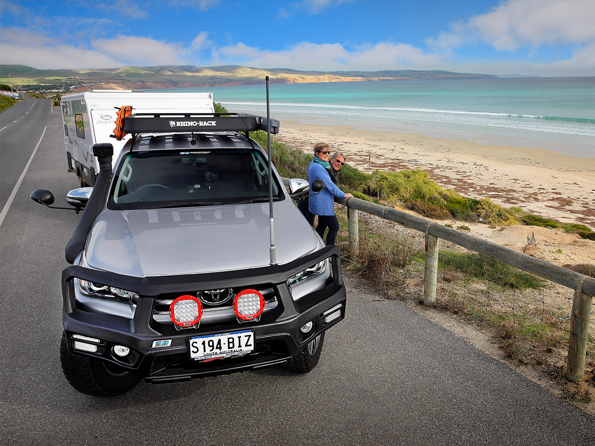 Win the ultimate 4WD adventure holiday with SmartBar!