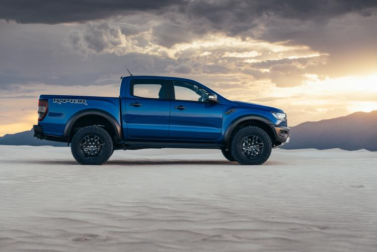 2018 Ford Ranger Raptor: Here it is