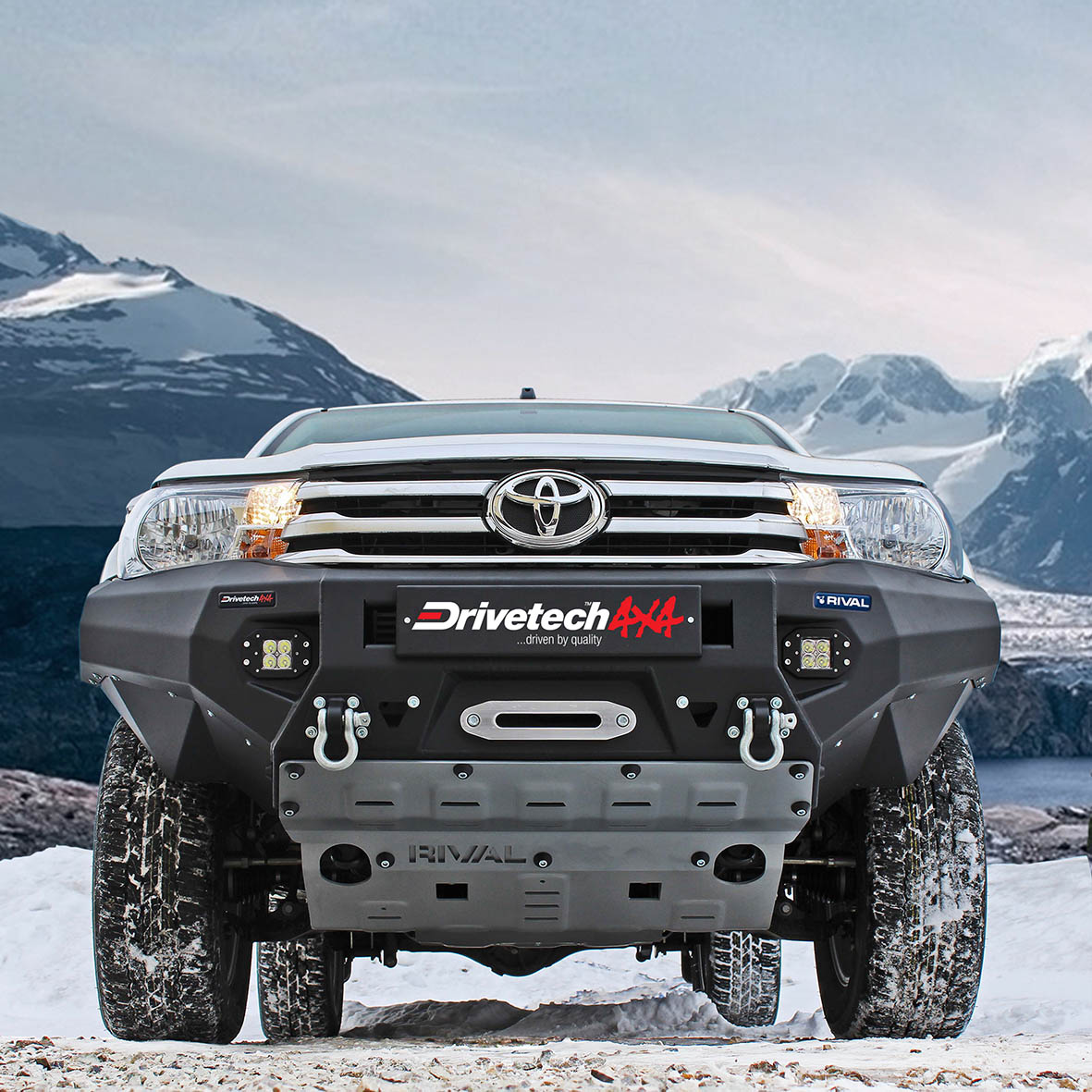 First look: Drivetech 4×4 Rival bumper