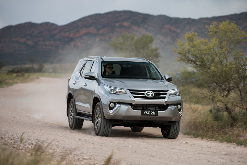 Toyota Has An All-New 4X4 In Town, And It's Called The Fortuner
