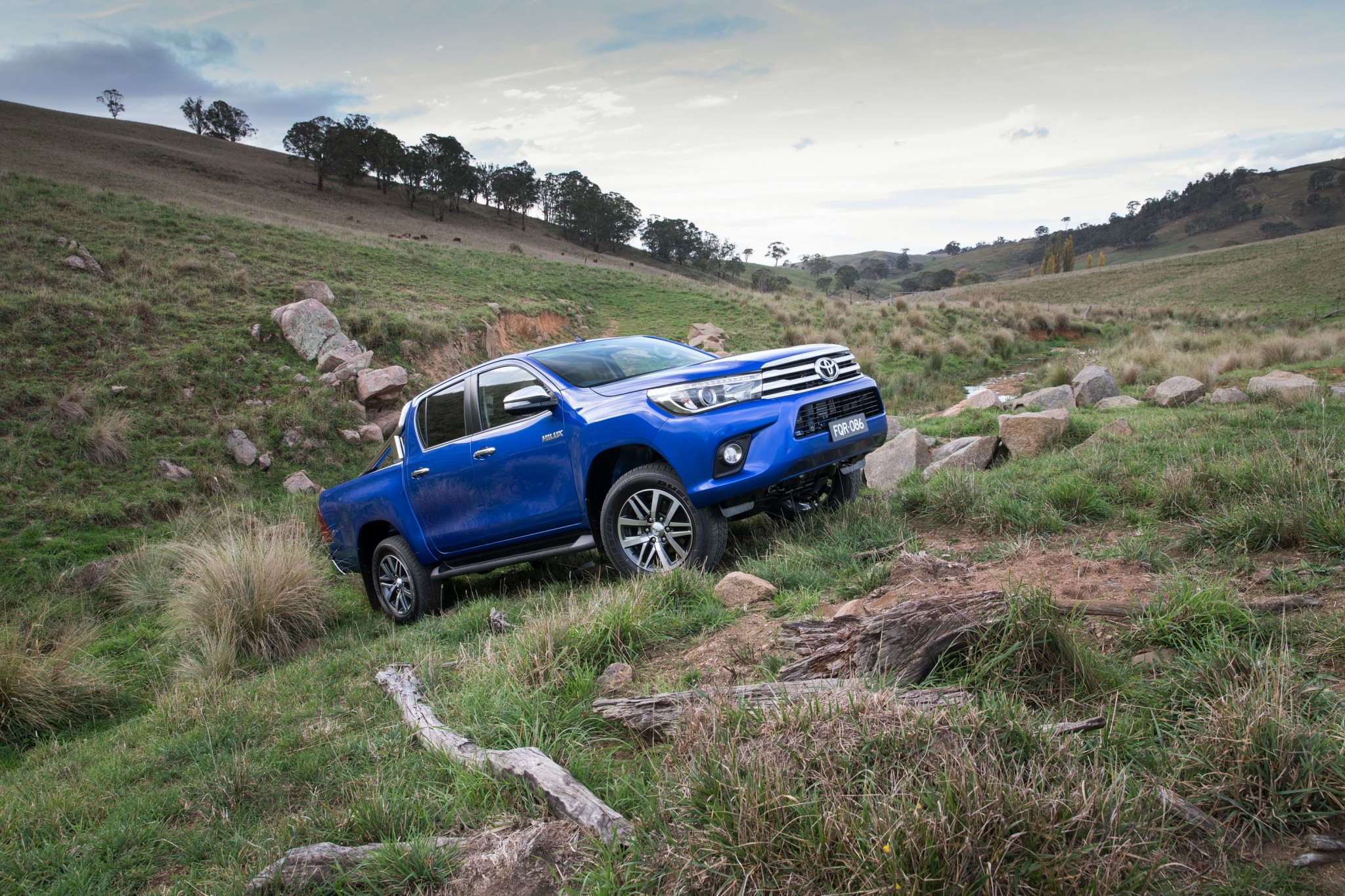 Industry News: New Toyota HiLux
