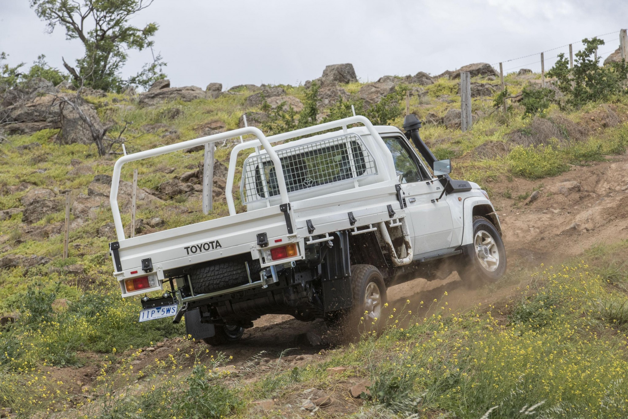 ARB air locker replacement for 70 Series LandCruiser released