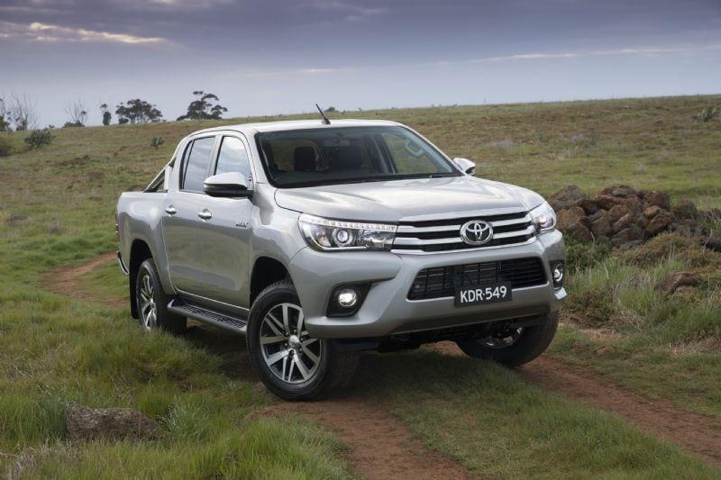 Toyota HiLux price & range updated, V6 killed.