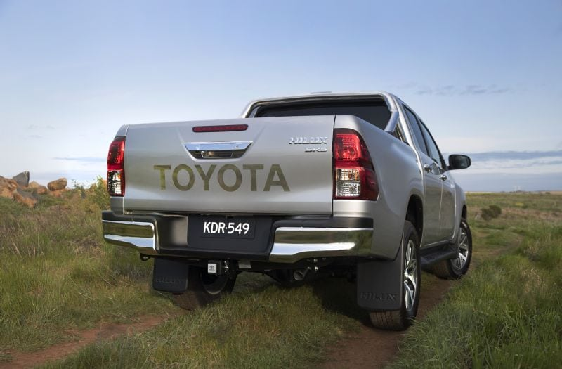 Toyota HiLux prices have gone up by $70 or $80 in some cases, depending on the specifications.