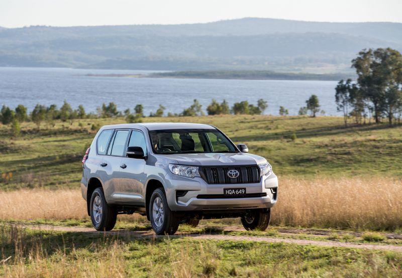 2019 Toyota Prado fuel pipe recall