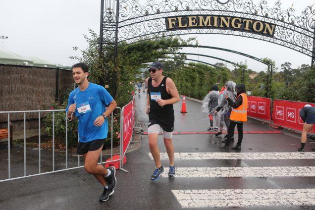 MS Australia 1/2 marathon