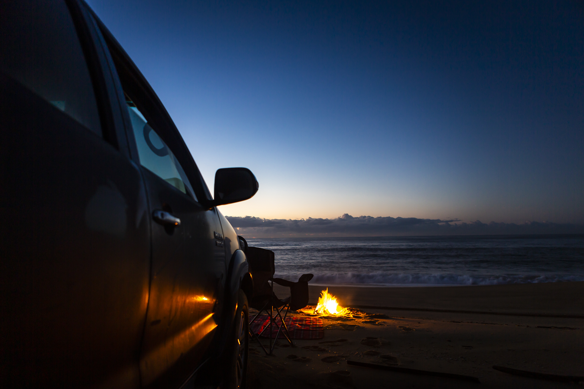 Everything you need to know about camping on Stockton Beach
