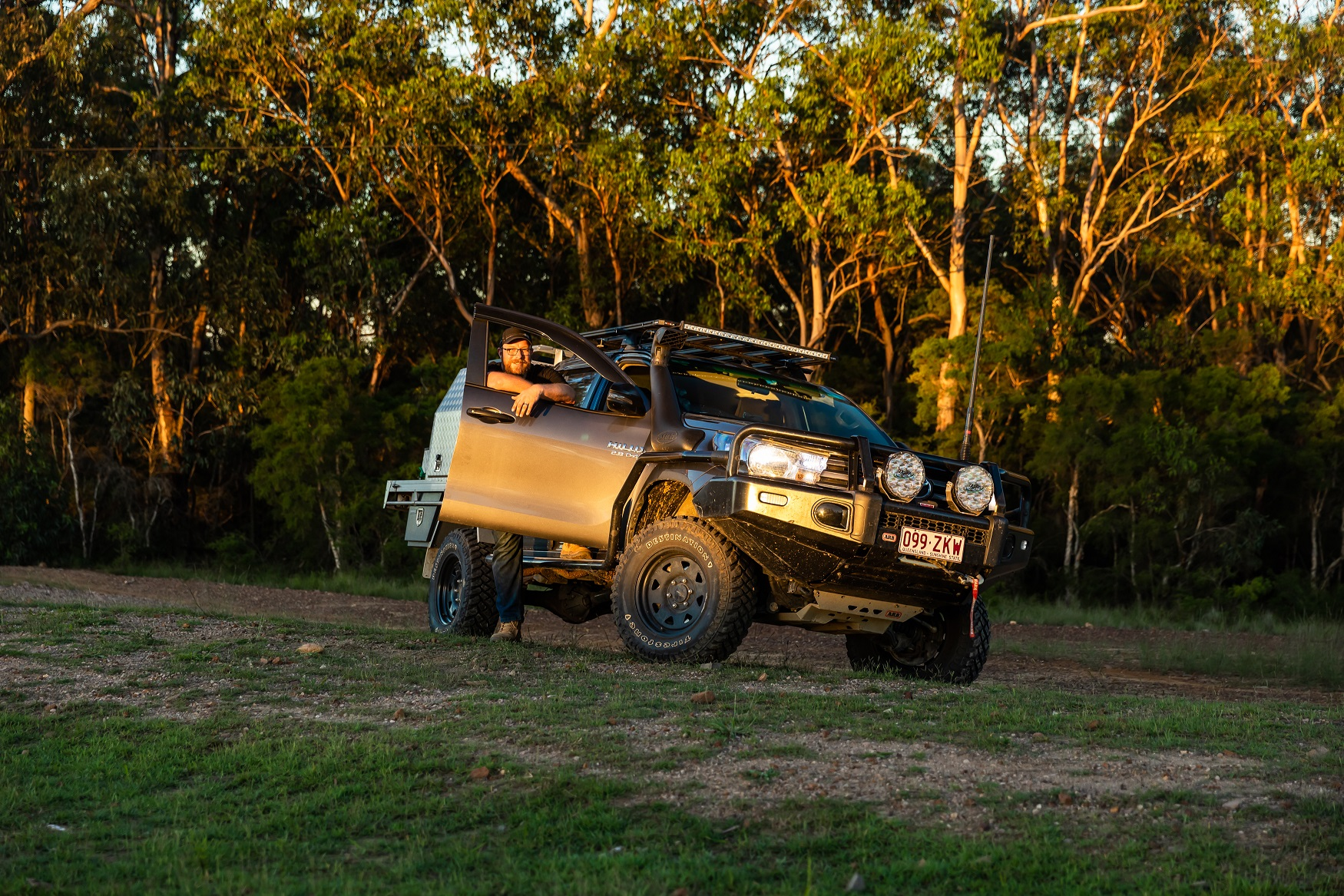 Is your 4X4 insured for what it's worth?