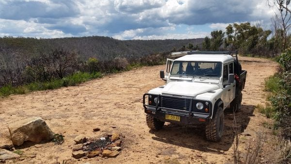 4X4 Destination: The Lost City, Lithgow