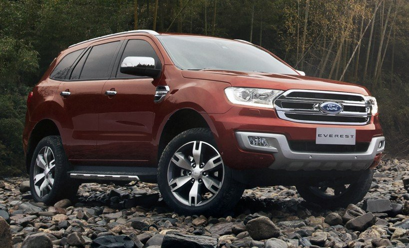 4X4 Video: Ford Everest