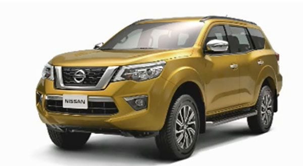 New Pathfinder to be based on the Navara Chassis