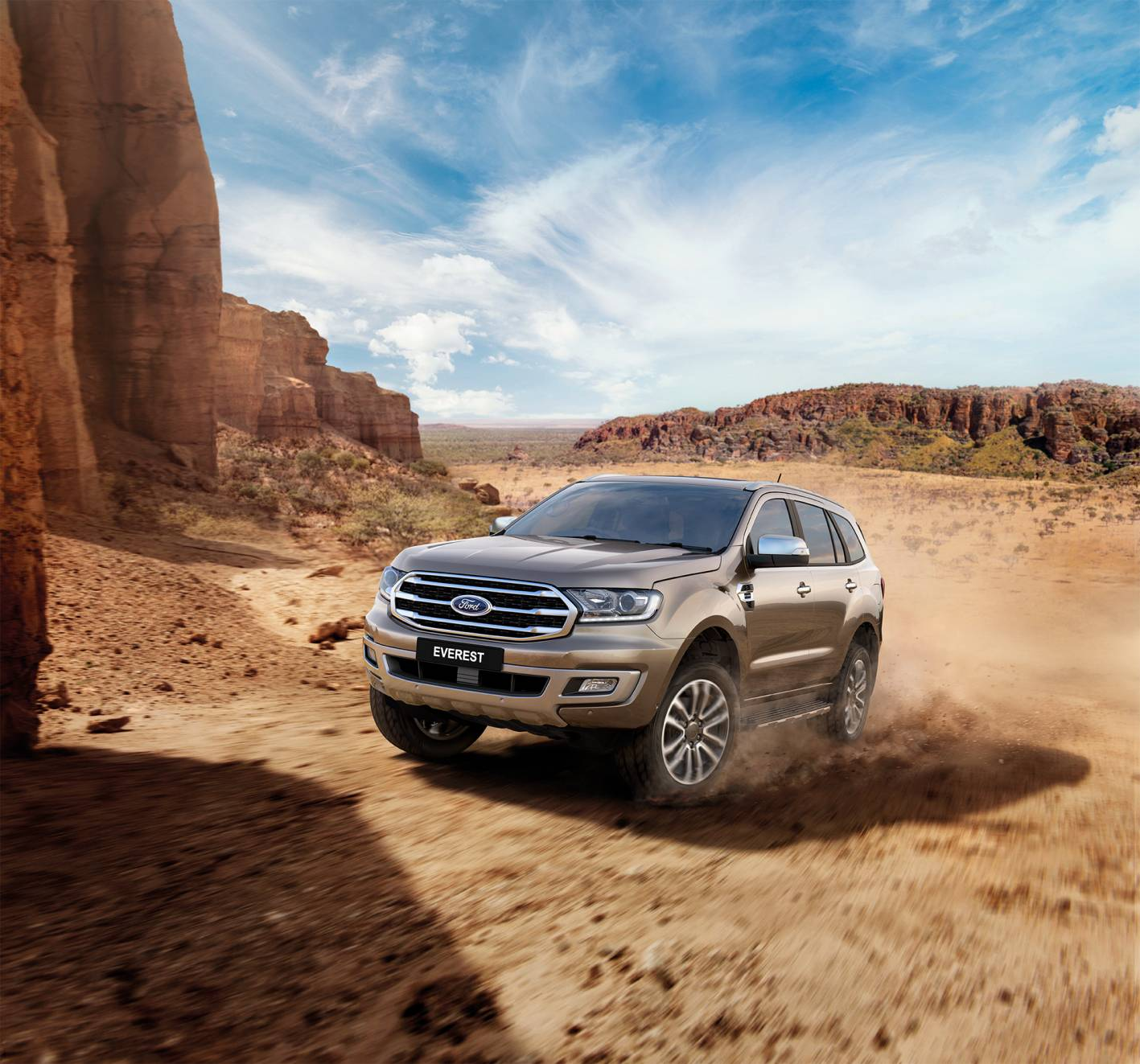 Ford Everest recalled for faulty seats