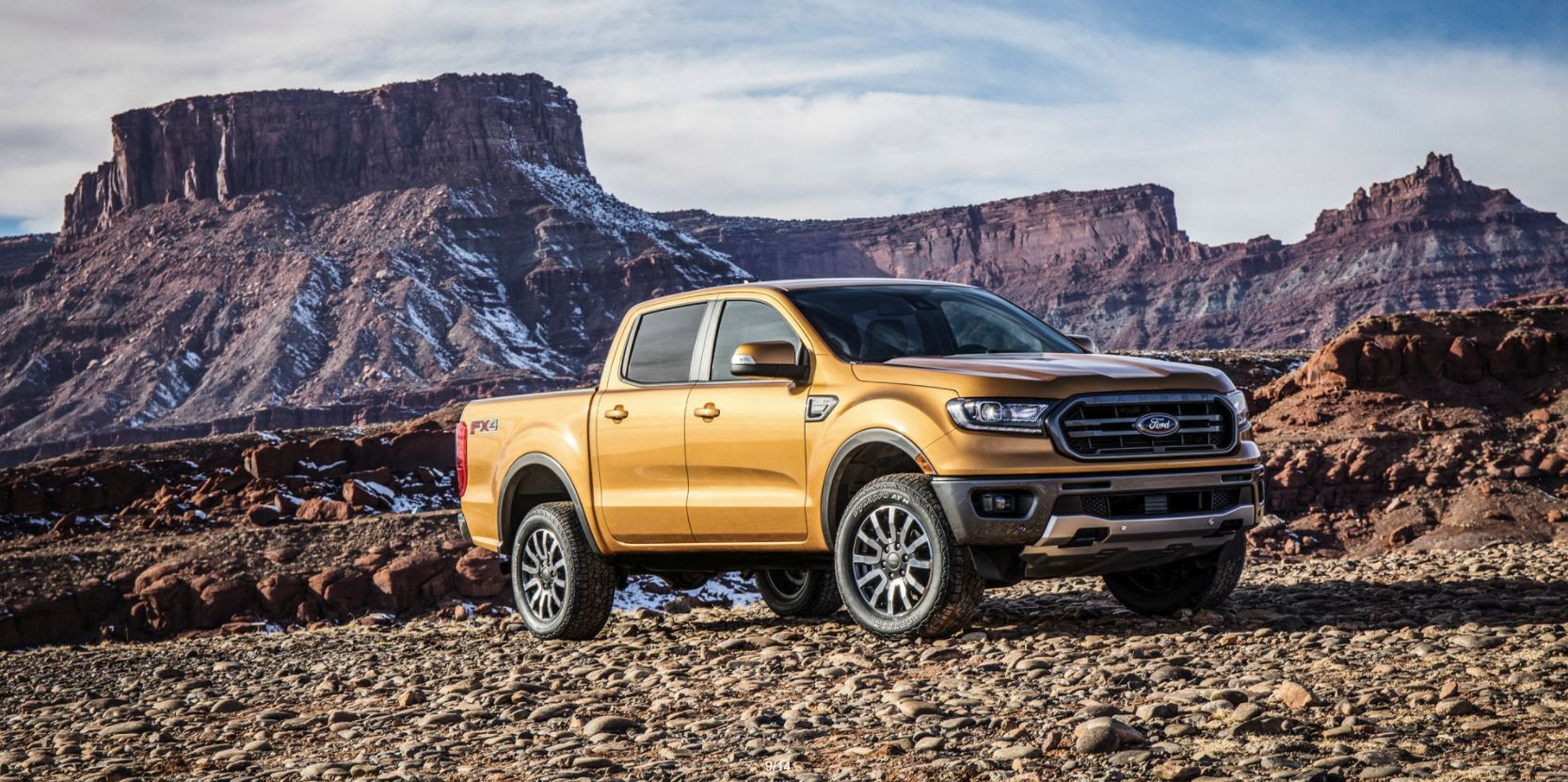 Revealed: 2019 Ford Ranger