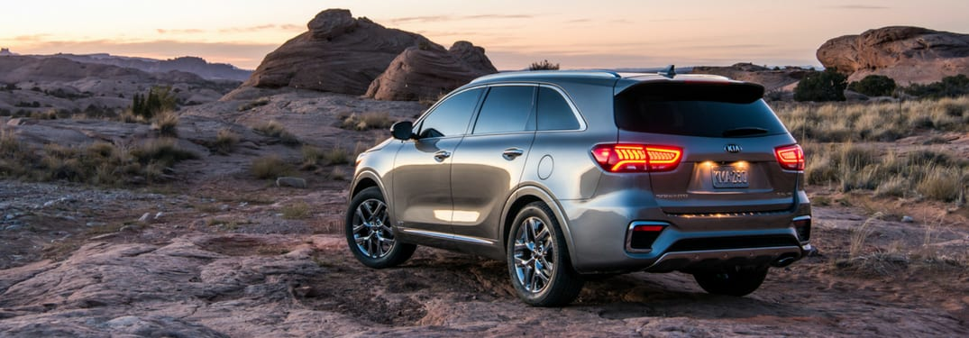 2019 Kia Sorento is a hard-core off-roader!