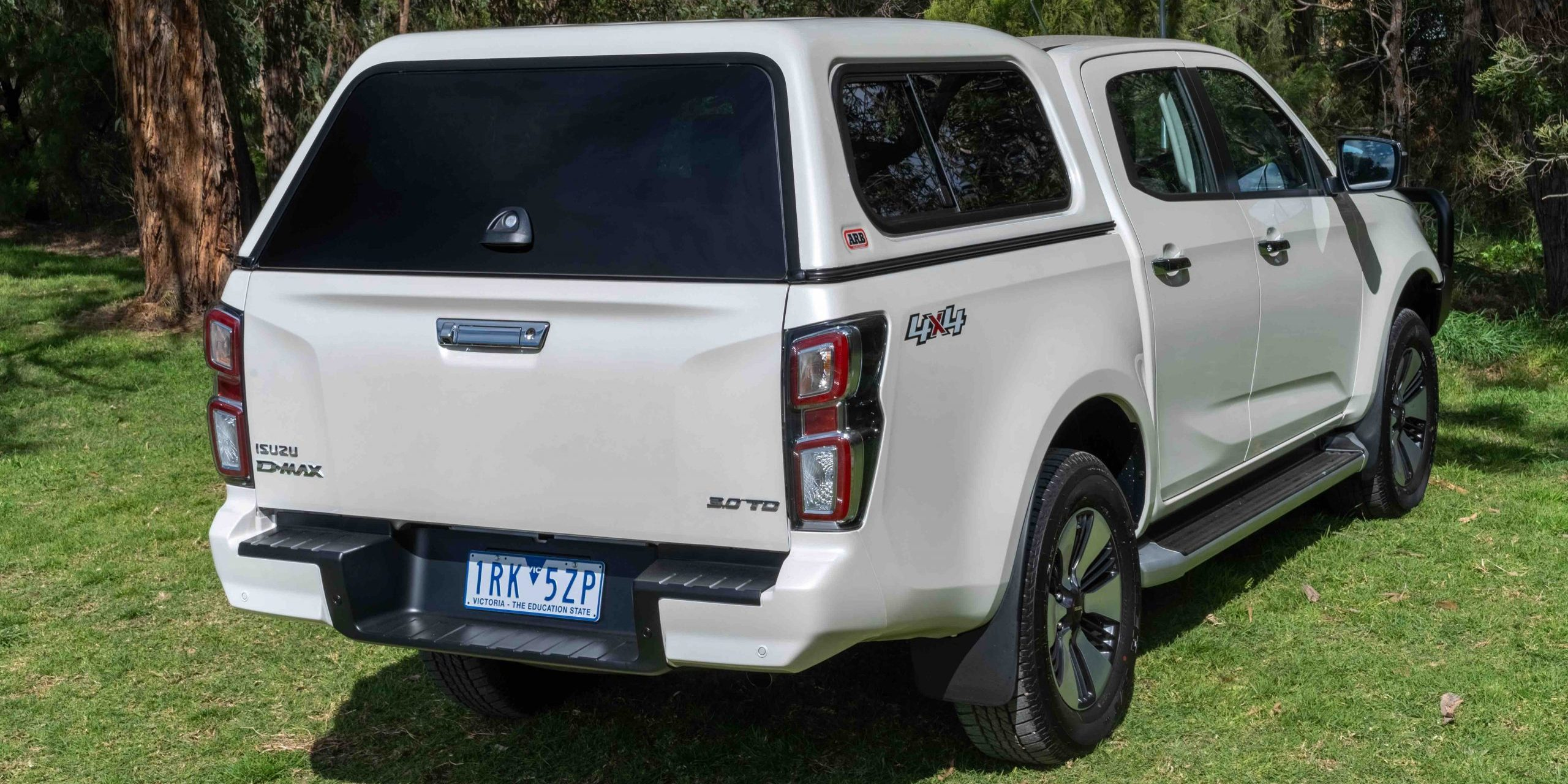 ARB Isuzu D-MAX accessories now available