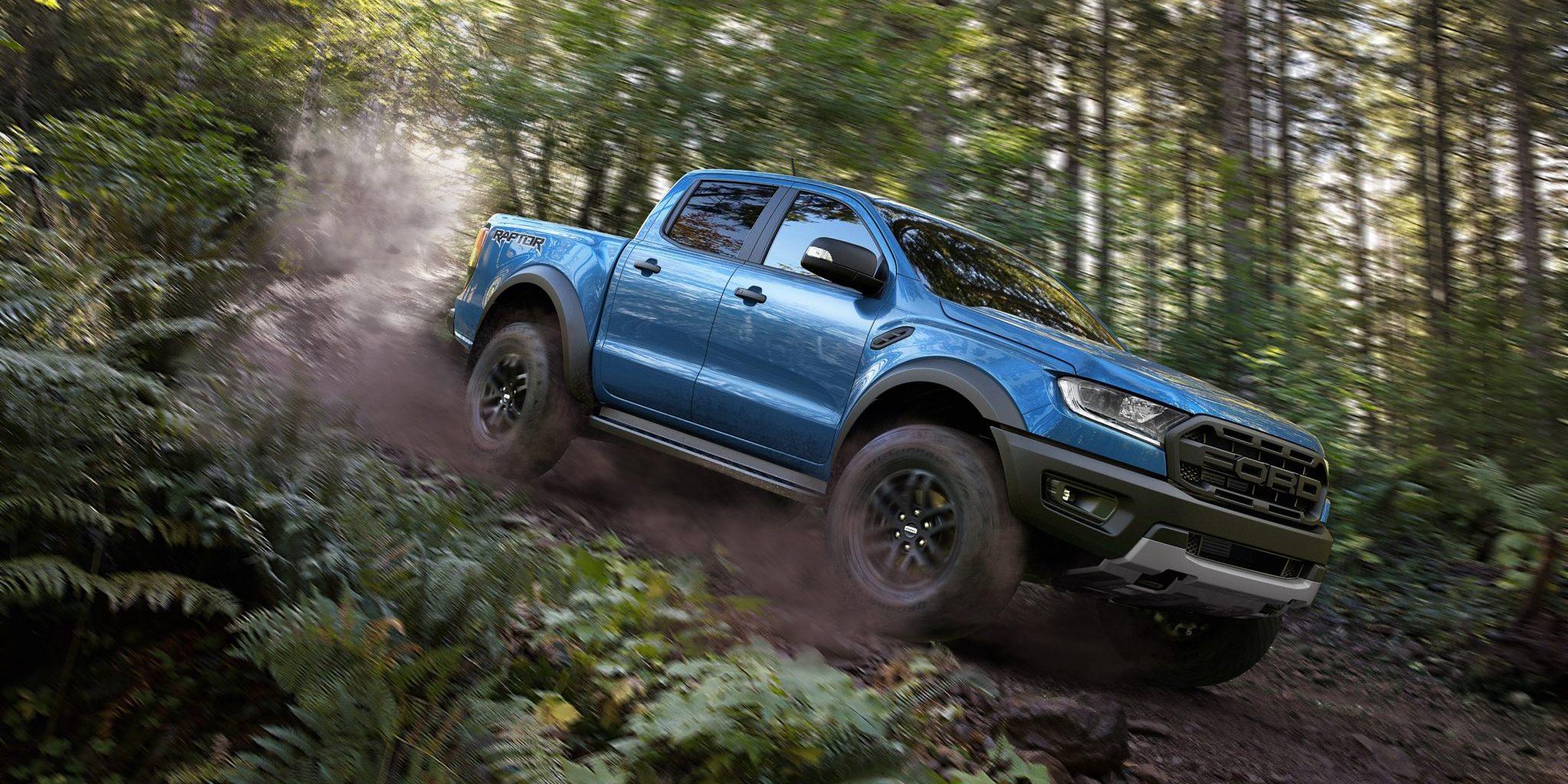 Ford updates Ranger Raptor and Wildtrak models