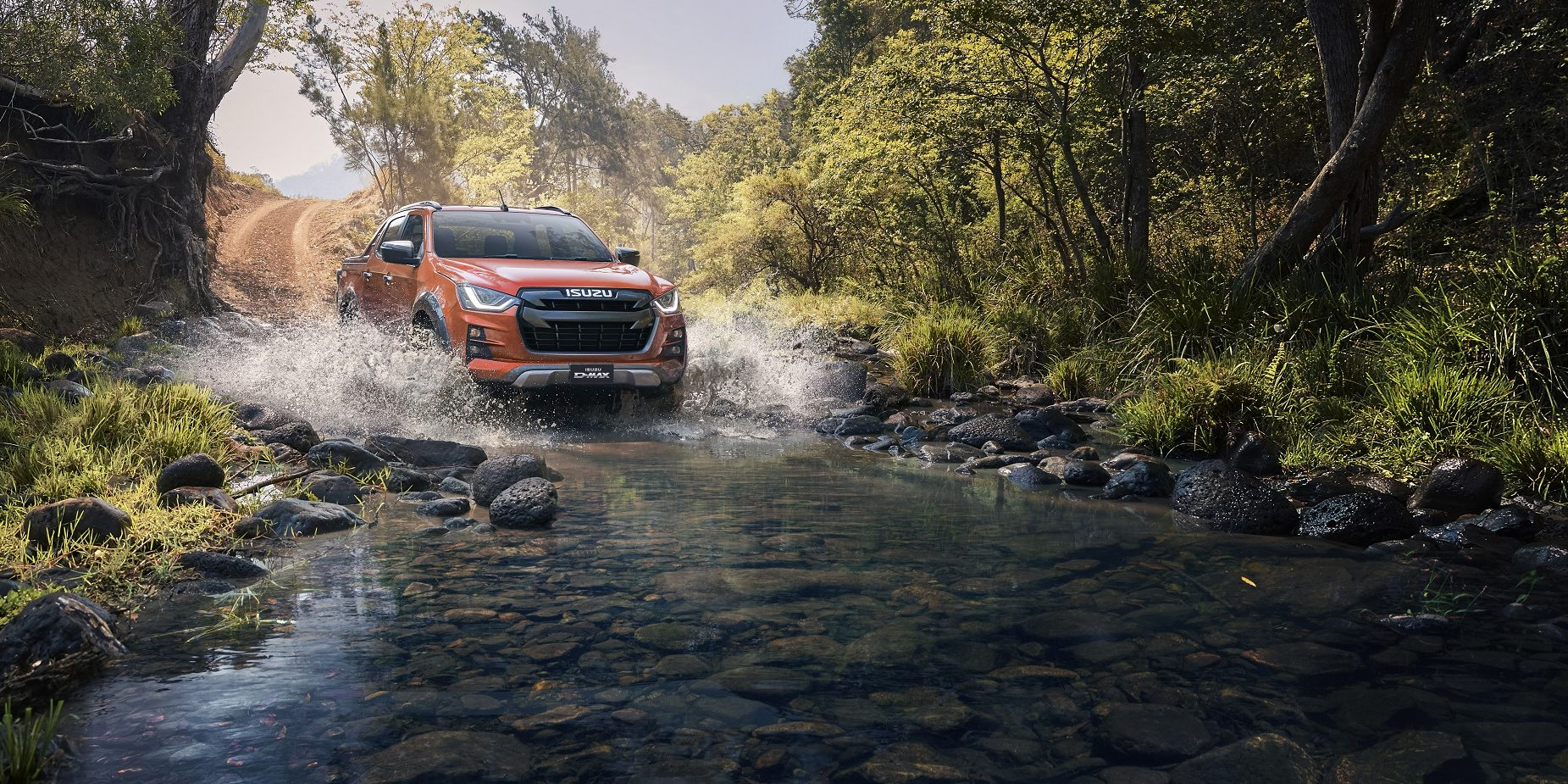 All-New 2021 Isuzu D-MAX – Full details and pricing