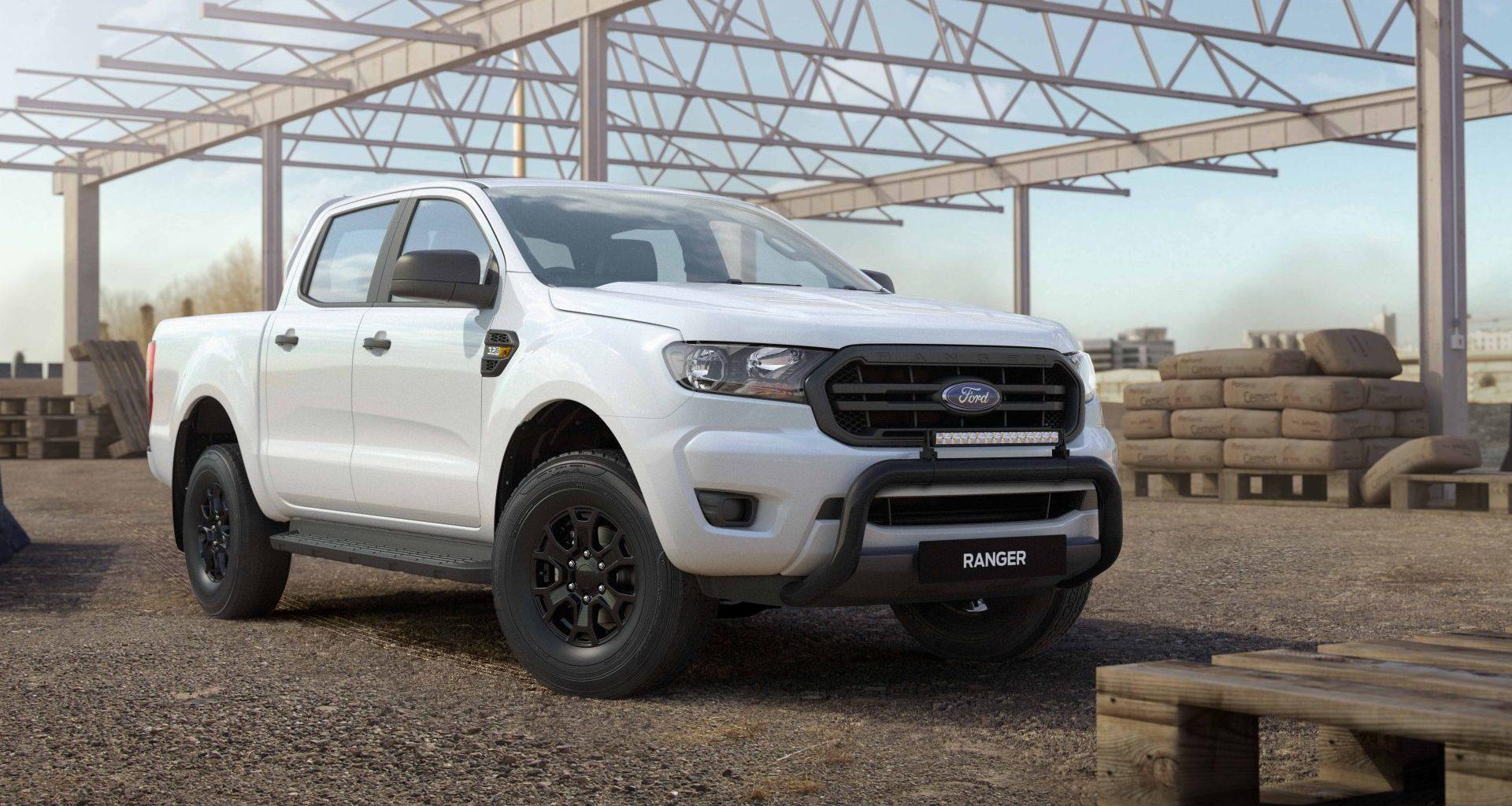Ford Ranger Tradie