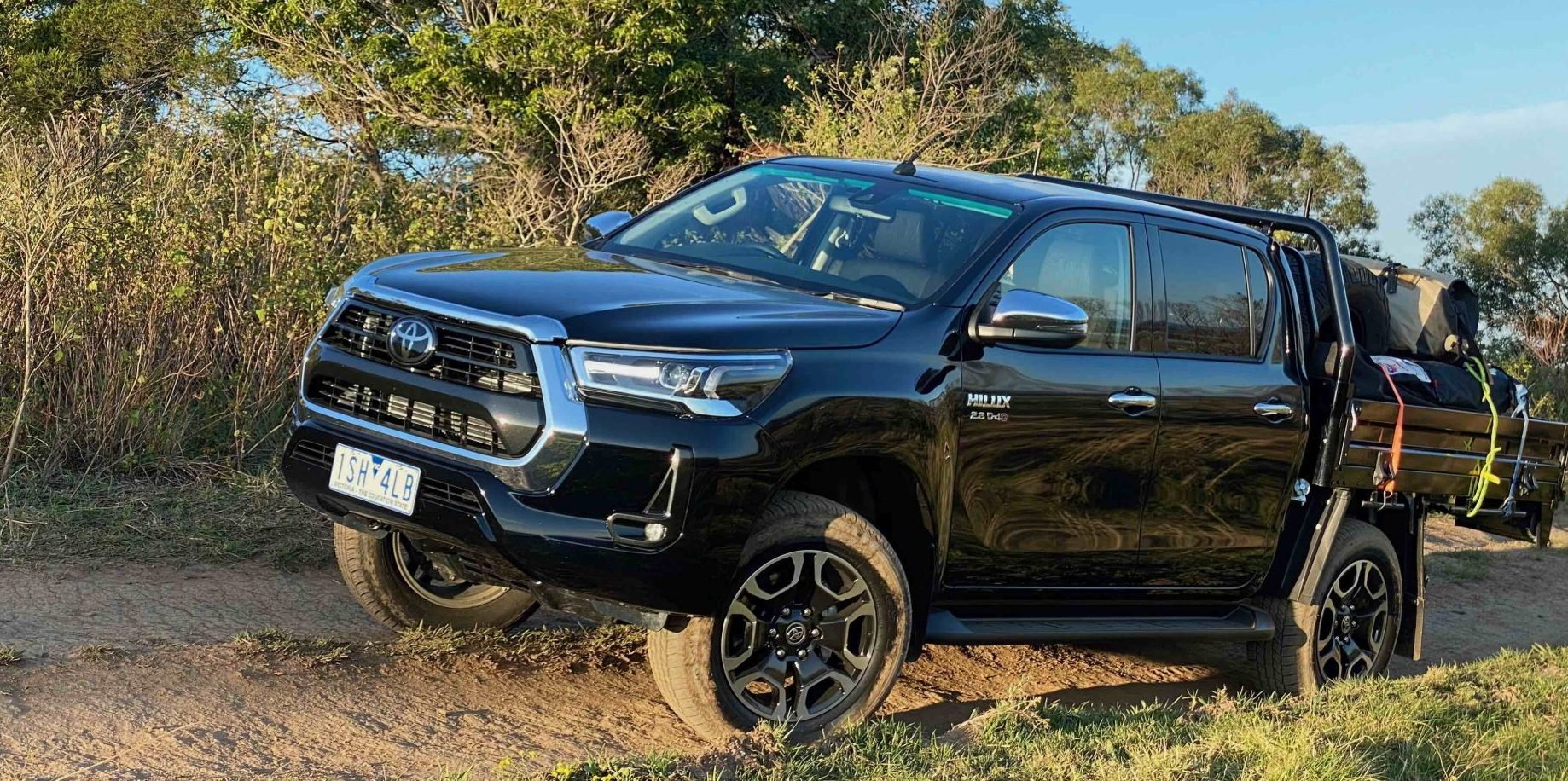 First drive: 2021 Toyota HiLux SR5 Double Cab Cab Chassis