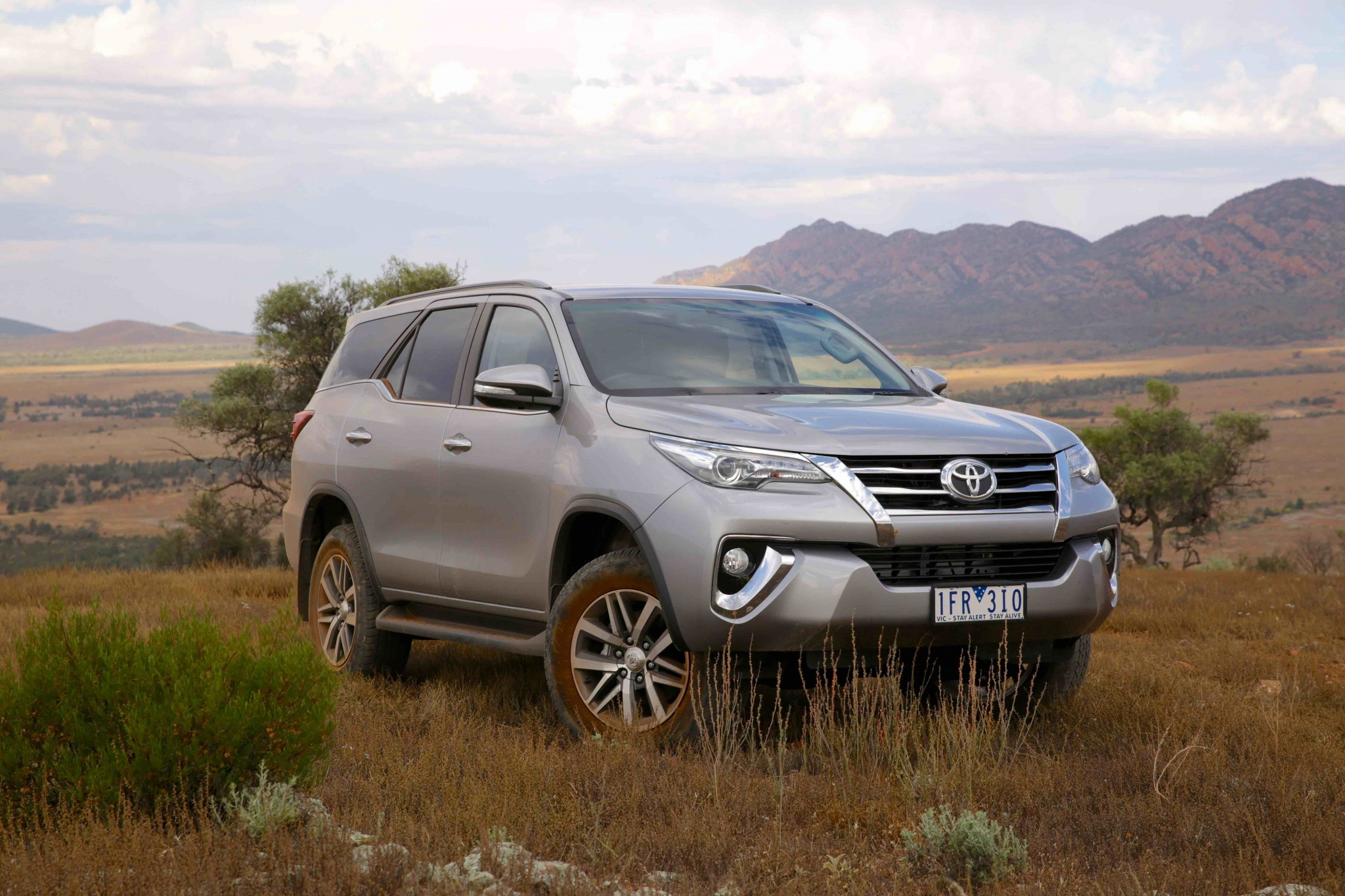 Driven: The Toyota Fortuner