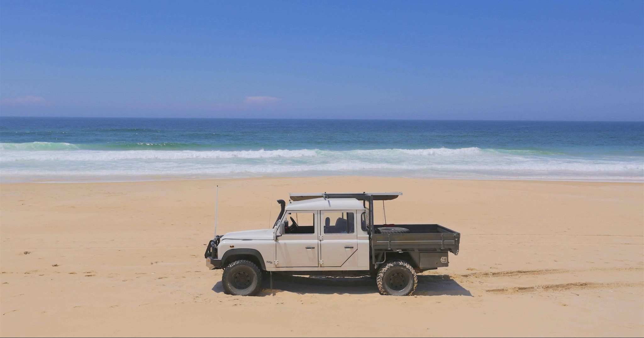 The Touring 4X4 Checklist: 7 Tips to not forget.