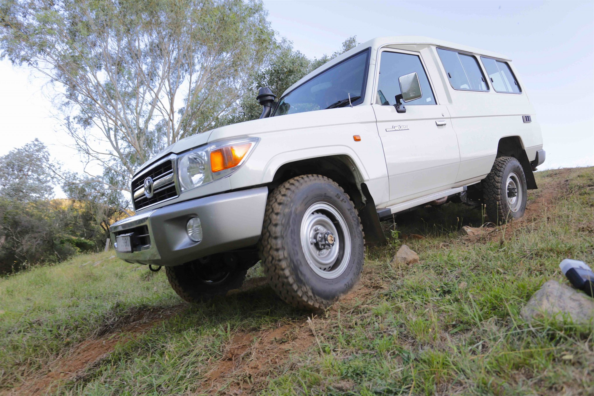 Seven Biggest 4WD Mistakes
