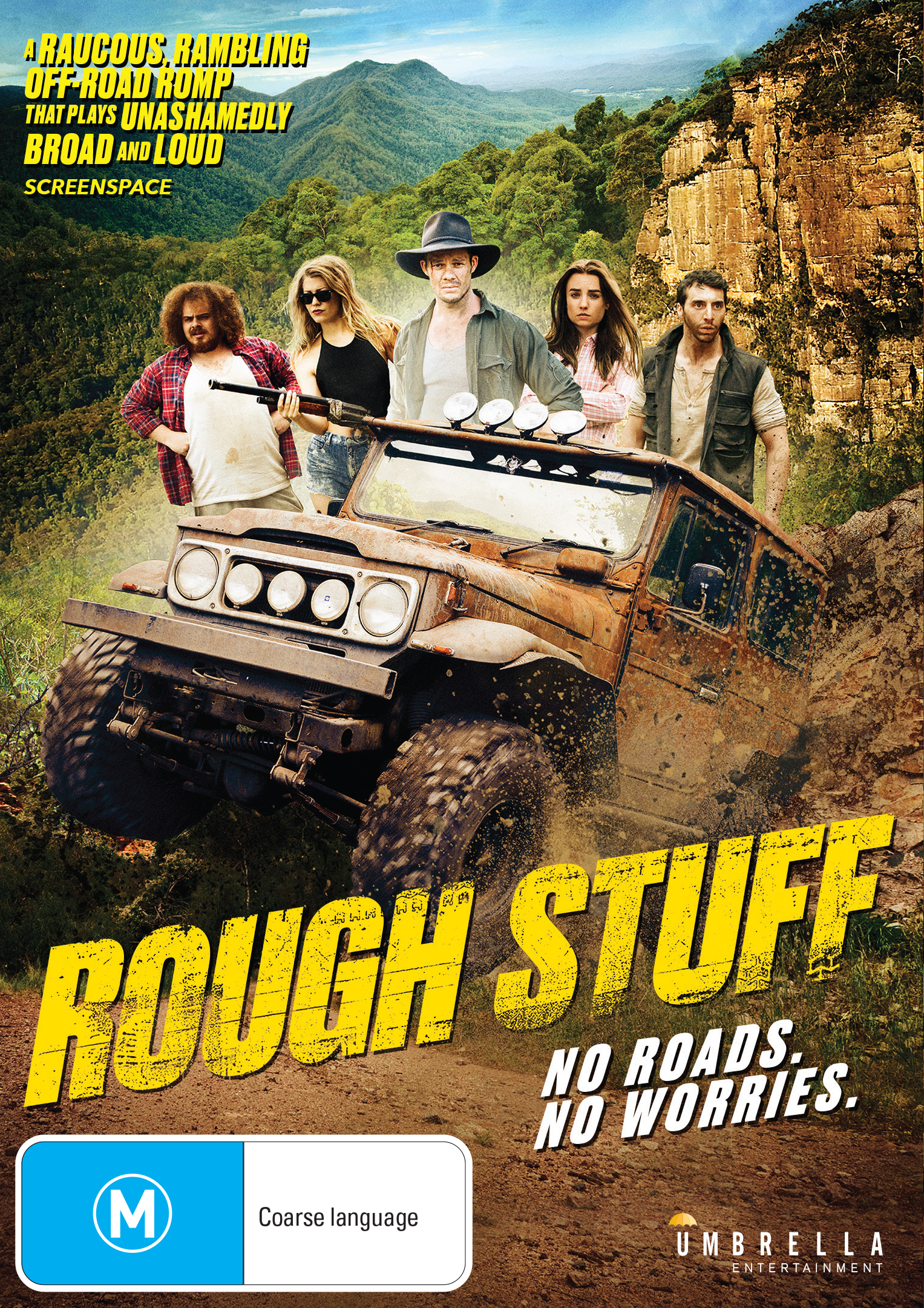 Rough Stuff DVD out now, plus special offer