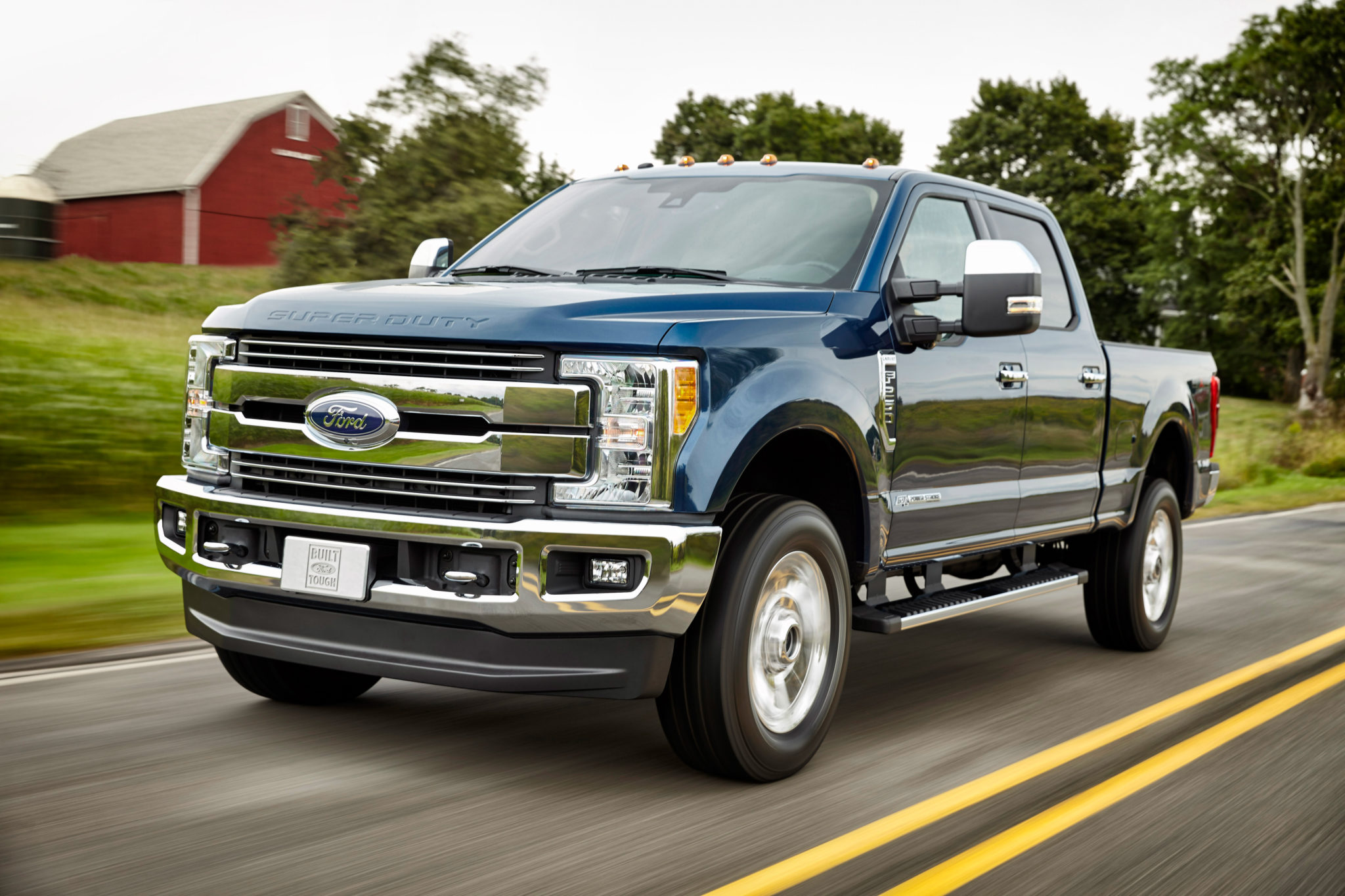 2017 Ford F-250 lands at Performax
