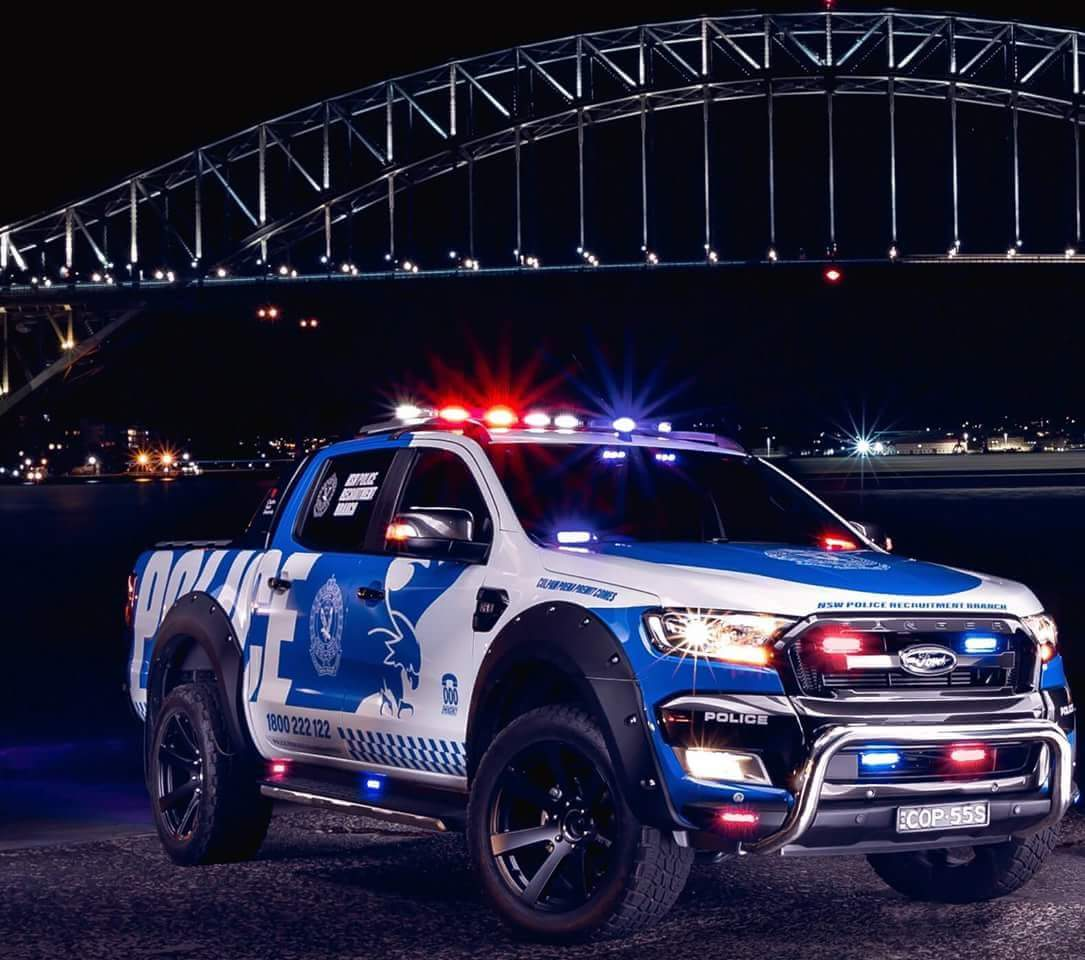 Police now targeting YOUR modified 4X4