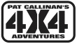 Shop at Pat Callinan's 4X4 Adventures