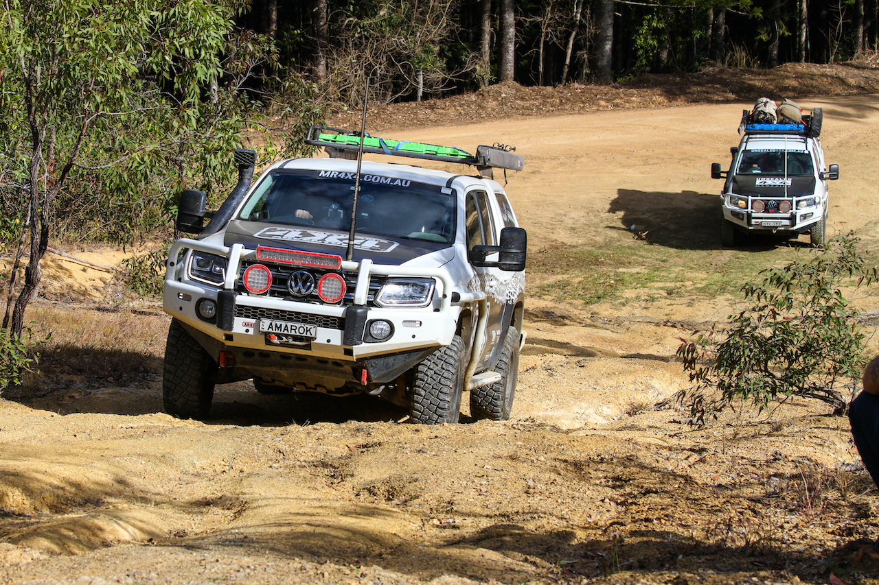 Top 10 tips for 4X4 convoy etiquette