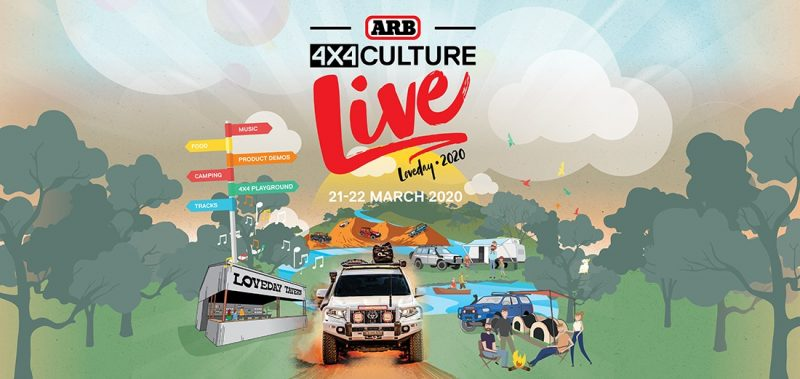 4×4 Culture Live tickets available now