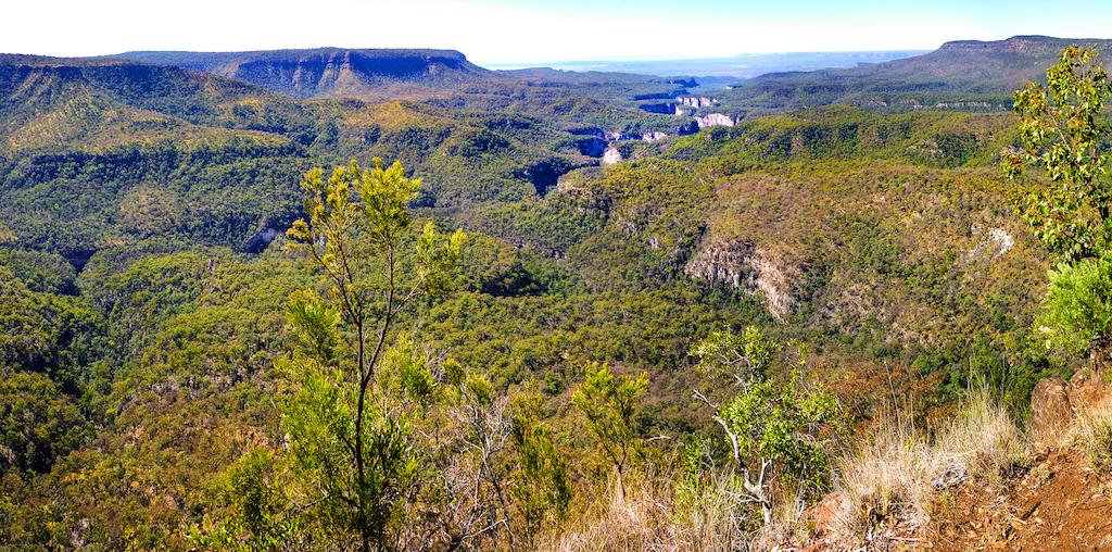 Destination: Carnarvon National Park