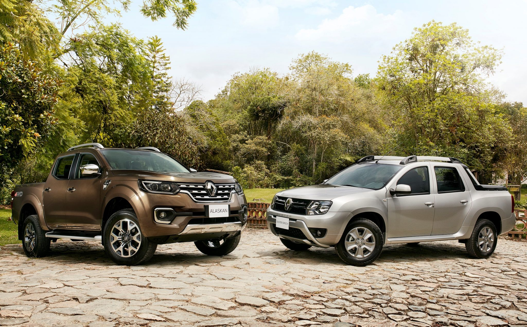 Renault Australia pushing for two new utes