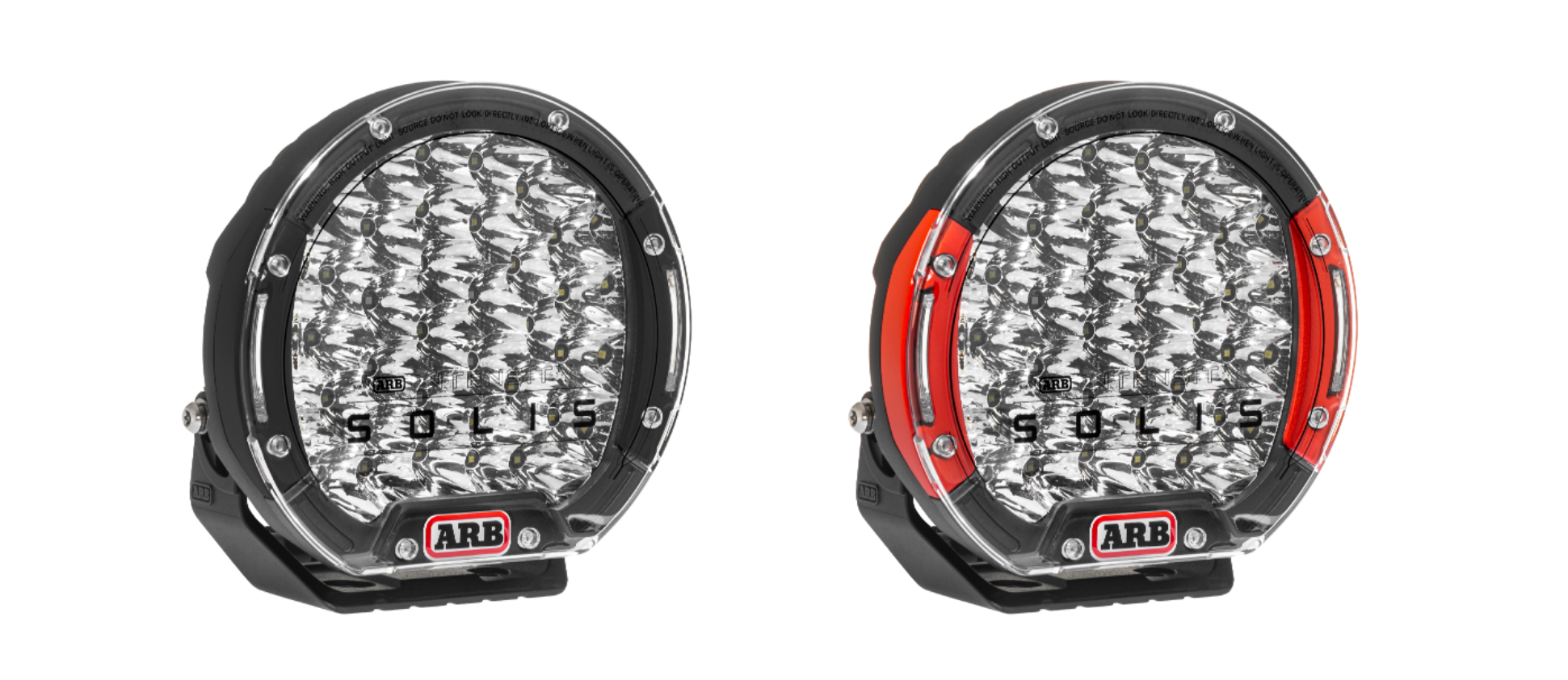 All-new ARB Intensity Solis dimmable LED driving light