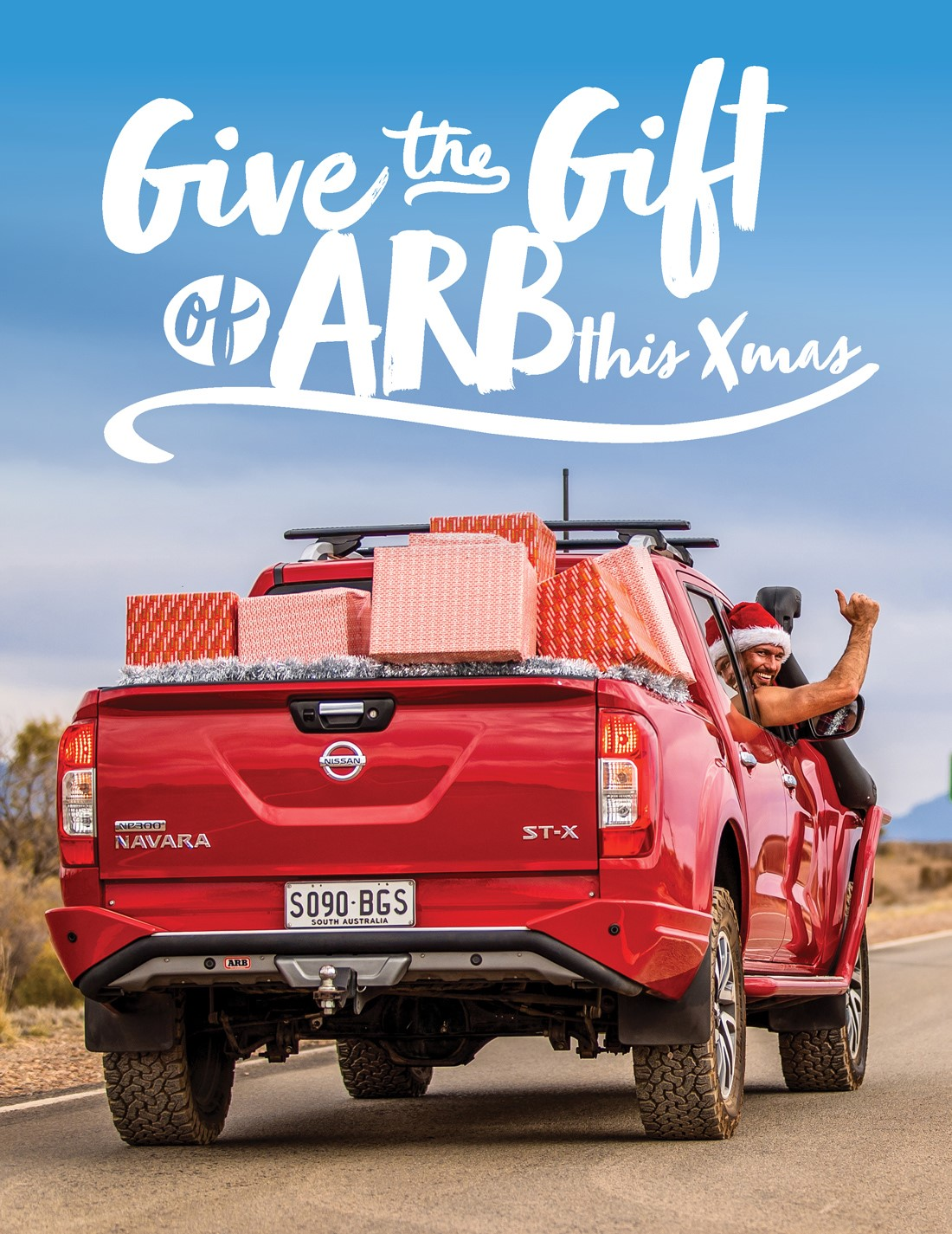 Give the gift of ARB