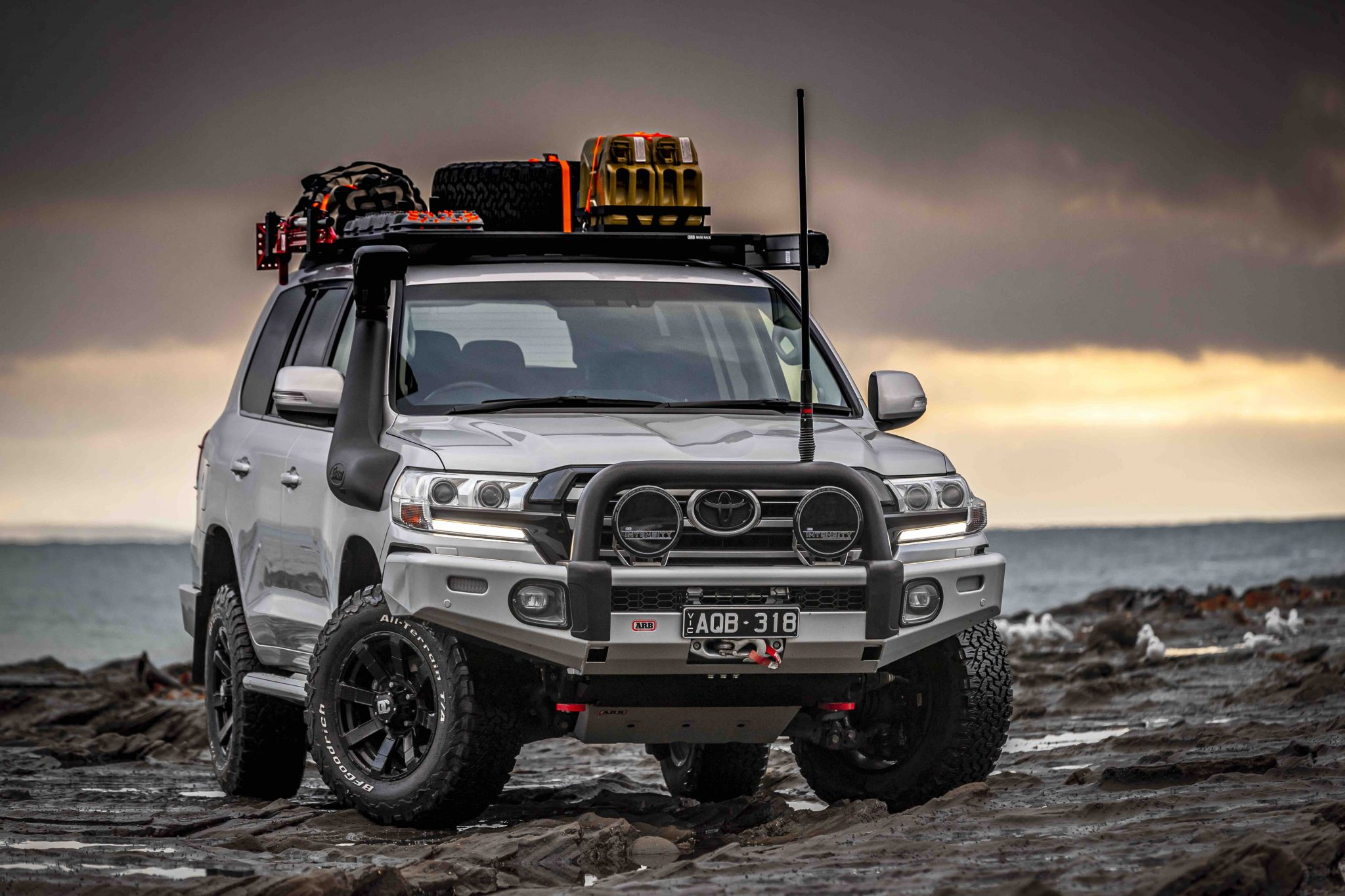 Gear: Brand new ARB BASE Rack… A new take on an old design?