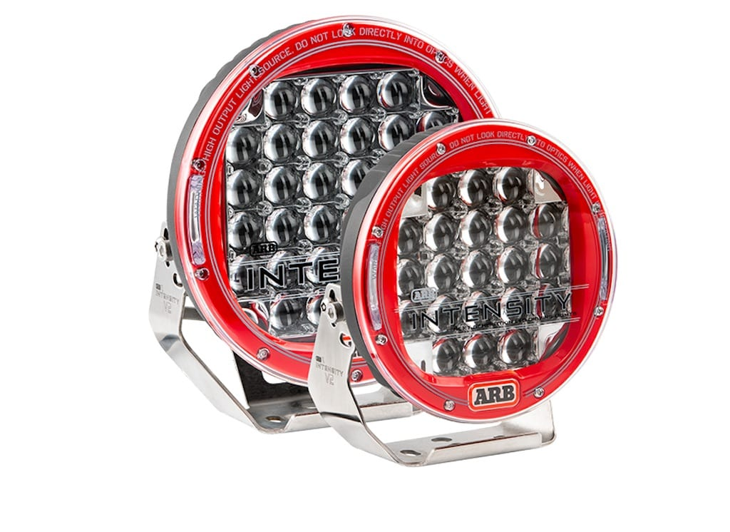 ARB lights the way with Intensity V2
