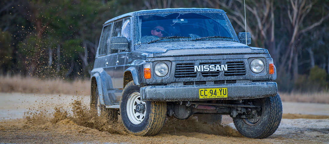 ARB Off Road Icon: Nissan Patrol GQ