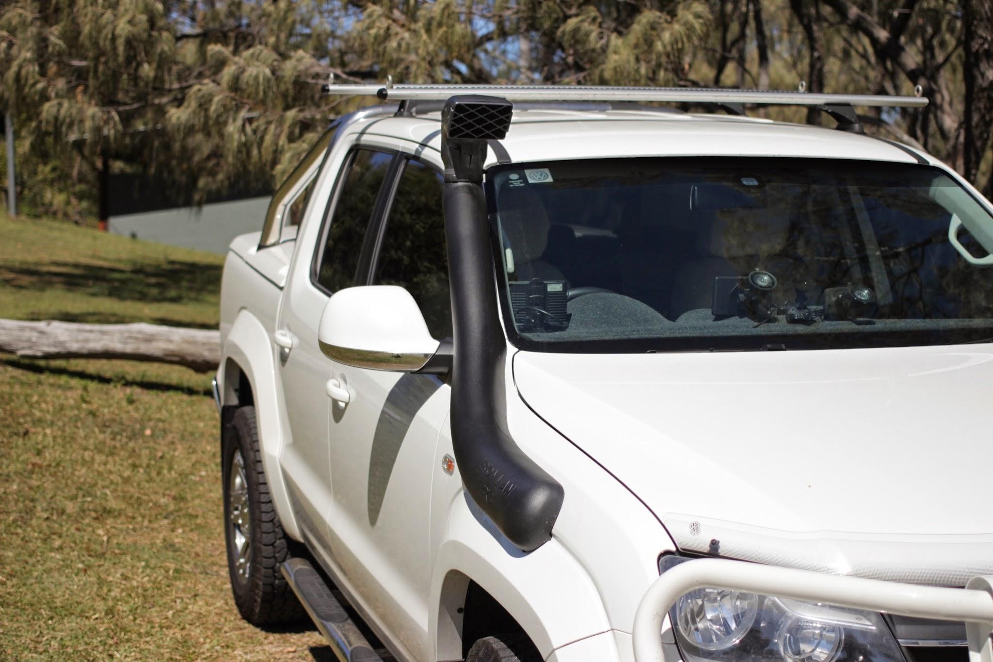 Product News: Ironman 4X4 Volkswagen Amarok Snorkel