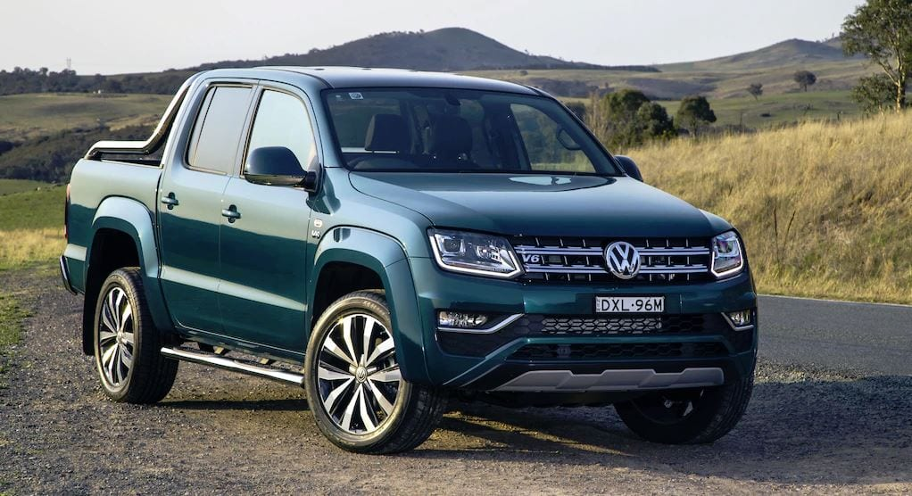 2018 Amarok Core V6 & Ultimate 580 now released