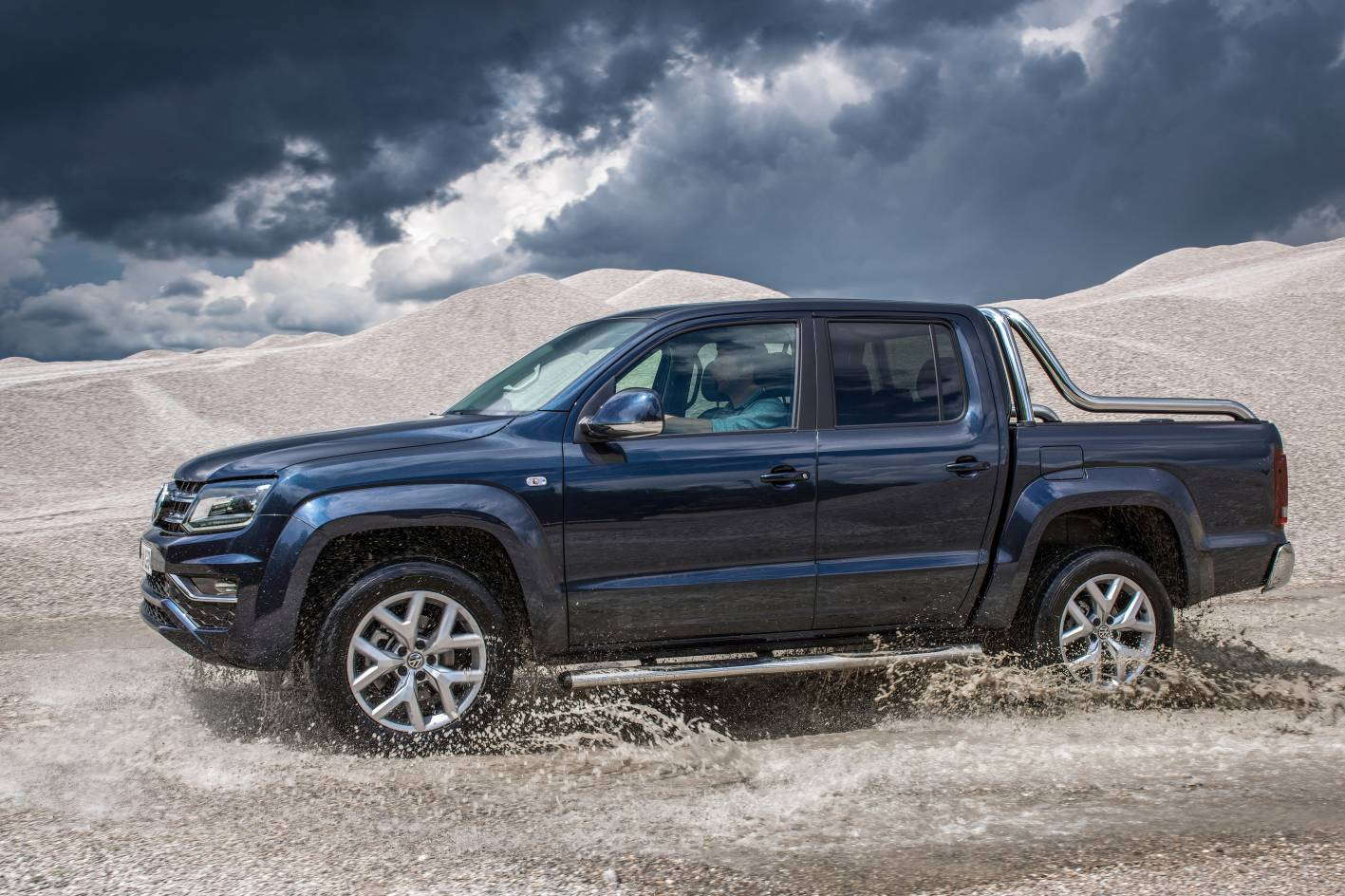 Amarok V6 Overboost announced. 180kW & 580Nm