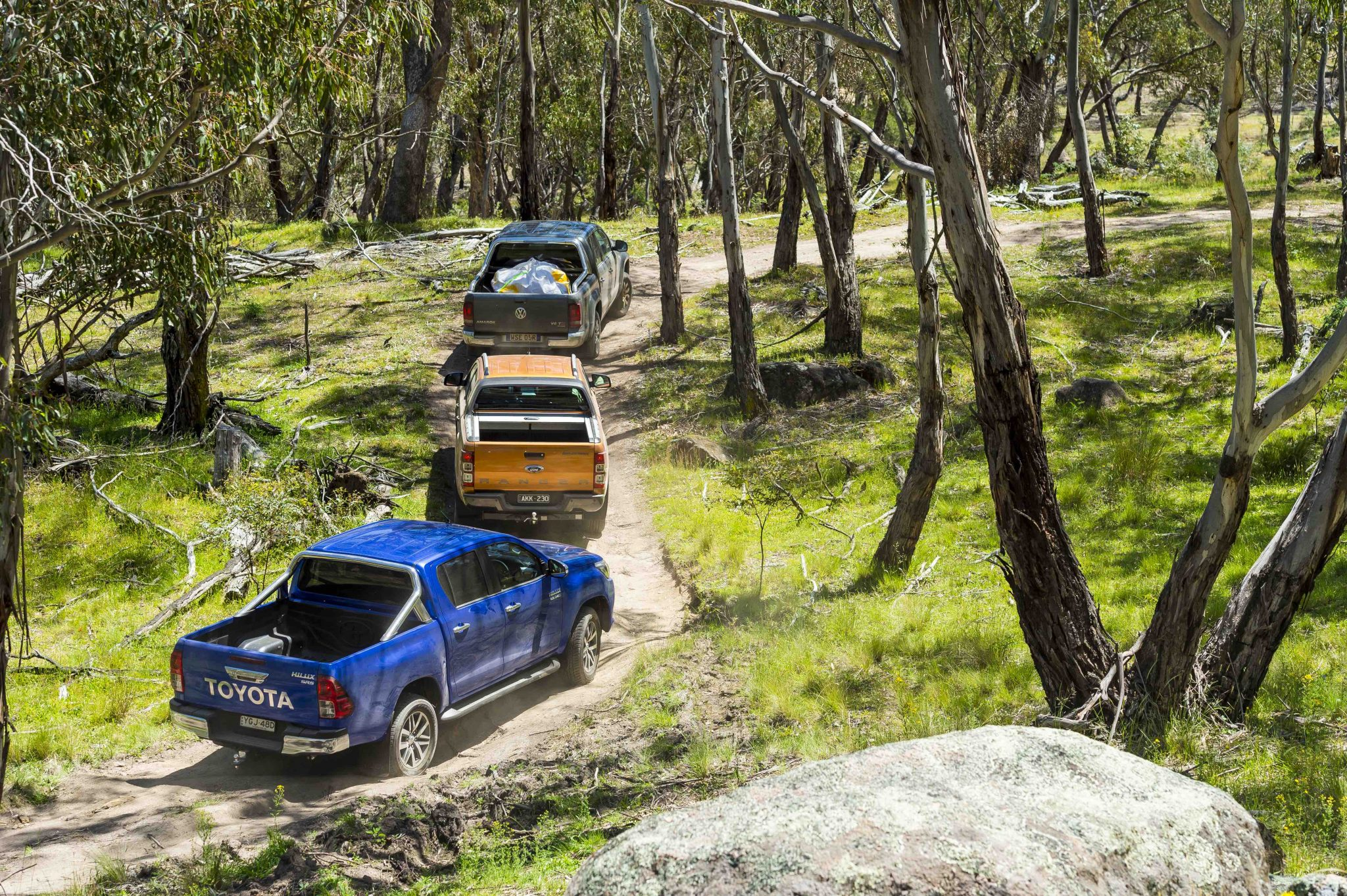 May 2017 sales report: which 4X4 ute is winning?