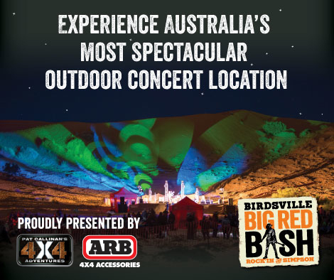 Big Red Bash: Free Tickets For Farmers/Graziers