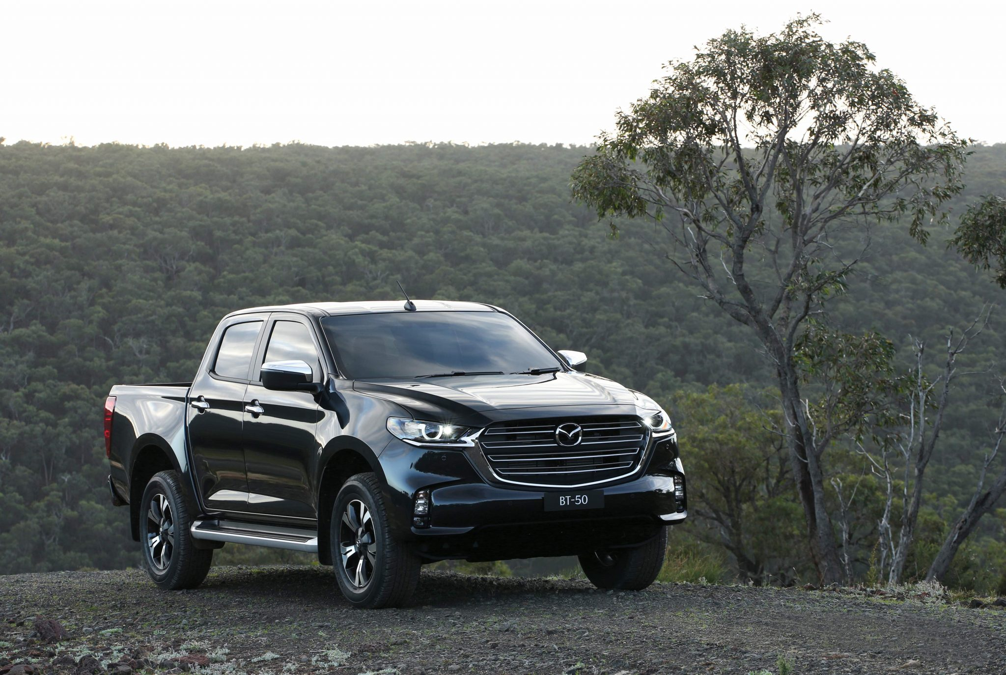 Pricing and spec announced on new Mazda BT-50