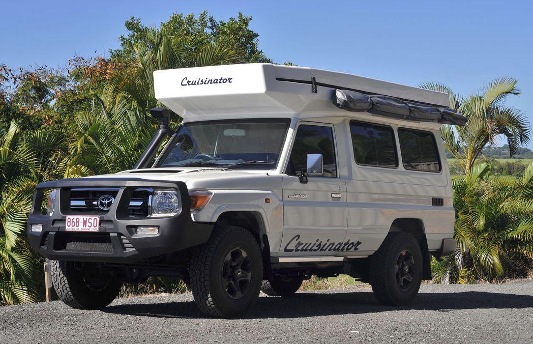The Bonetti Campers 'Cruisinator'